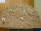 30 Wayside carving for Via Beata