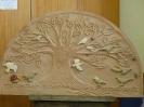30 Wayside carving for Via Beata